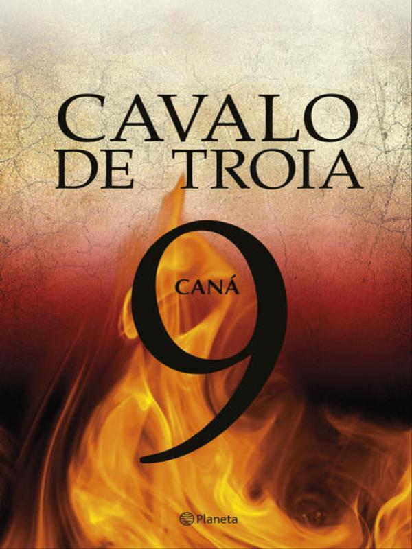 CAVALO DE TROIA 9 - CANA - 857665752X