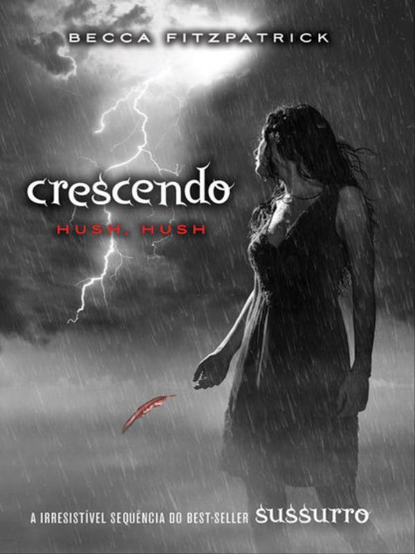 CRESCENDO - HUSH, HUSH - 8580570093