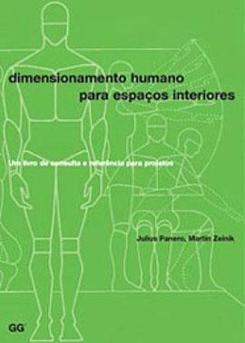 DIMENSIONAMENTO HUMANO PARA ESPAÇOS INTERIORES - 8425218357