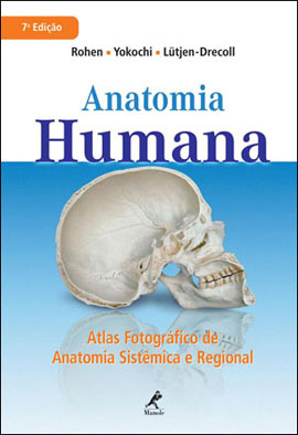 ANATOMIA HUMANA - ATLAS FOTOGRAFICO DE ANATOMIA SISTEMICA E REGIONAL - 8520431402