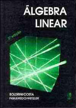ALGEBRA LINEAR - 8529402022