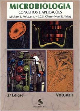 MICROBIOLOGIA - CONCEITOS E APLICAÇOES - VOL. 1 - 8534601968