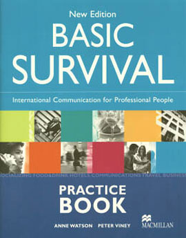 NEW BASIC SURVIVAL - PRACTICE BOOK - 1405003944