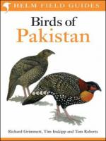FIELD GUIDE TO THE BIRDS OF PAKISTAN