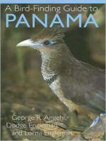BIRD-FINDING GUIDE TO PANAMA, A