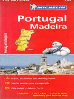 PORTUGAL & MADEIRA  2012 - NATIONAL MAP