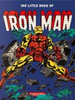 LITTLE BOOK OF IRON MAN, THE