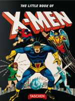 LITTLE BOOK OF X-MEN, THE