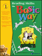 READING SKILLS - THE BASIC WAY 1 - WITH AUDIO CD - 8959973181
