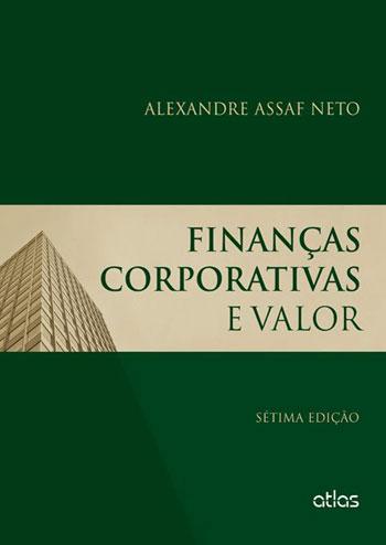 FINANÇAS CORPORATIVAS E VALOR - 8522490902