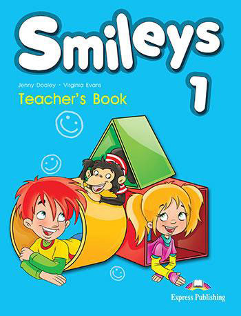 SMILEYS 1 - TEACHER ´ S BOOK - 1780987242